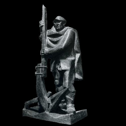 Homenaje al arado romano