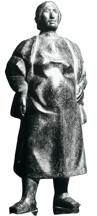 Mujer con toquilla