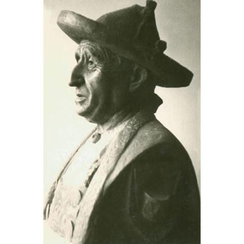 """Nicomedes de Castro, """"Medes"""""""