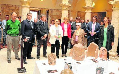 Agustín Casillas acerca Salamanca y Baltanás con una gran exposición