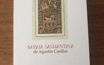 Una baraja charra, el último diseño del escultor Agustín Casillas.