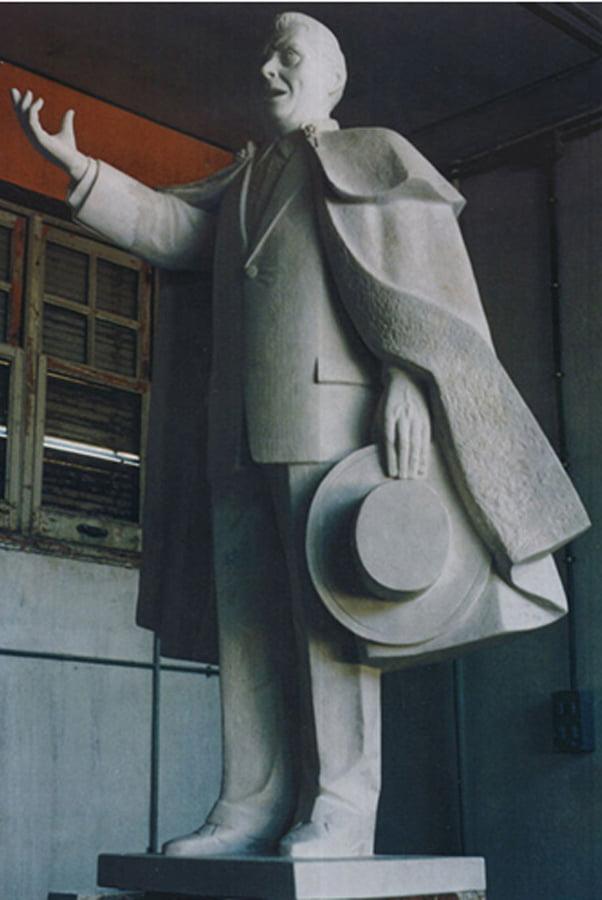 Monumento al Cantaor Rafael Farina