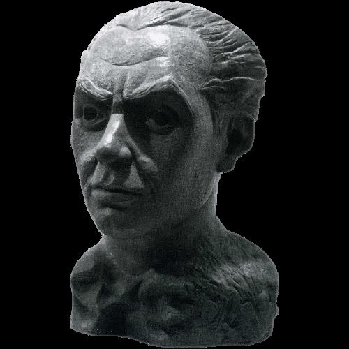Cabeza de García Lorca