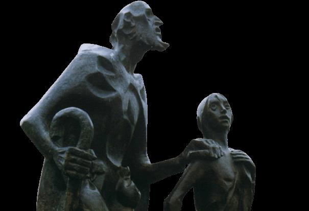 Lázaro de Tormes y Agustín Casillas