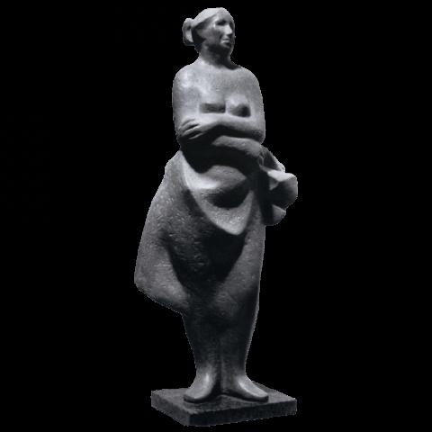 Mujer que espera