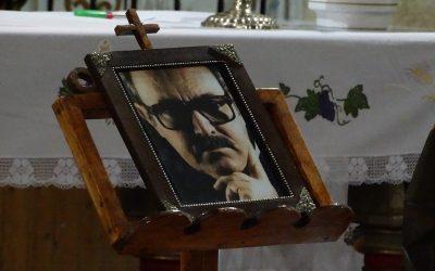 Un emotivo homenaje recuerda a Agustín Casillas en la iglesia de Babilafuente